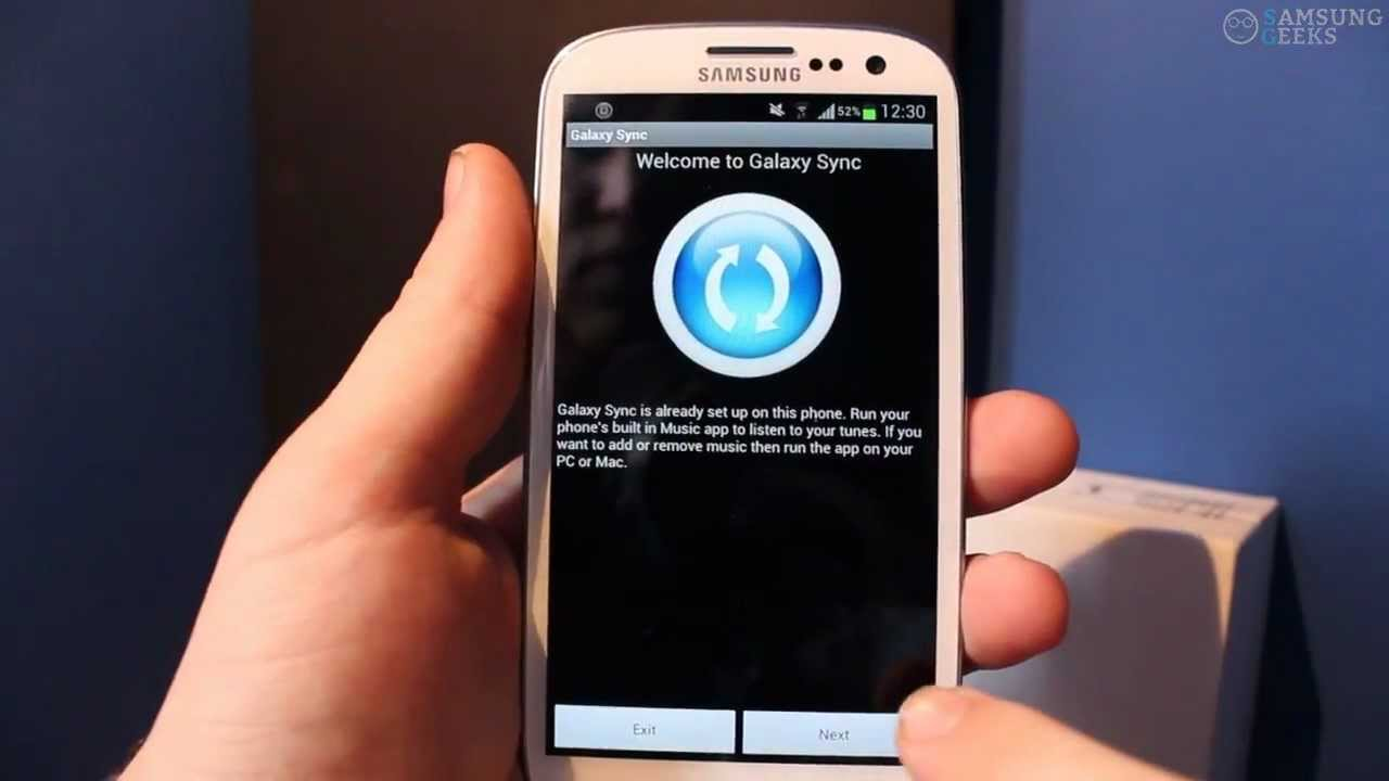 How To transfer iPhone and iTunes media to Samsung Galaxy Phones