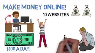 Ways to make money and passive income online in kenya how mp4