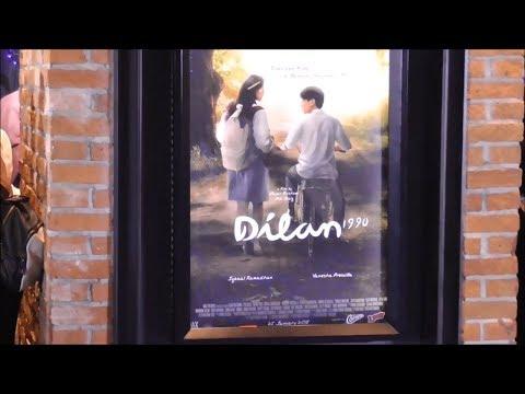Beberapa Adegan Sulit yang Harus Dijalani Iqbaal Ramadhan dalam Film Dilan 1990