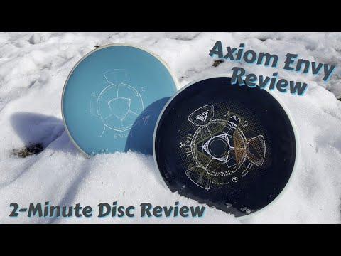 Axiom Envy Review | 2-Minute Disc Review