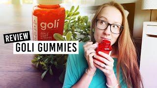 Goli Nutrition // Apple Cider Vinegar Gummy Review