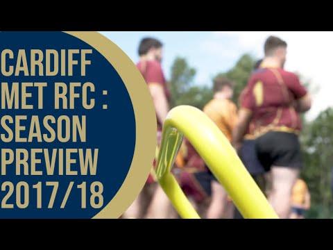 CARDIFF MET RFC : SEASON PREVIEW 2017/18