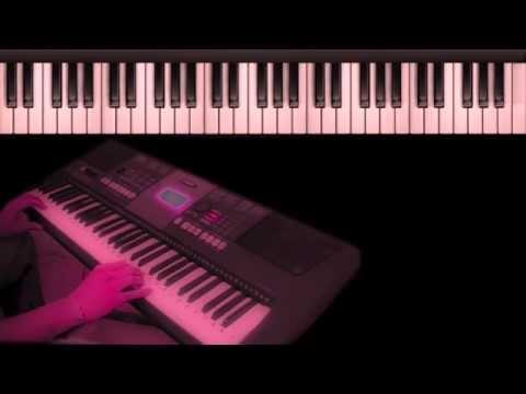 DUM MALANG on keyboard-Dhoom3