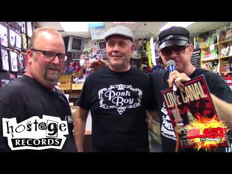 Love Canal/ Hostage Records on Blast TV Channel, EP 7