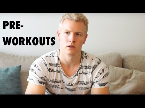 The Only Pre-Workouts You Really Need