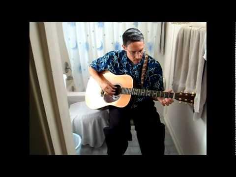 Slack Key Guitar Tuning with Harry Koizumi - YouTube