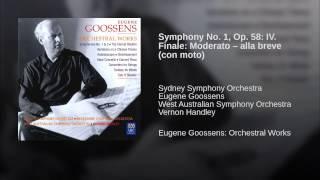Symphony No. 1, Op. 58: IV. Finale: Moderato – alla breve (con moto)