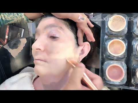 Power of Makeup |  100% coverge base _ MJ MAKEUP ARTIST 08