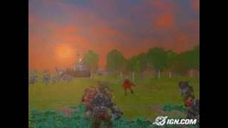 SpellForce: The Order of Dawn PC Games Gameplay_2004_02_09