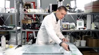 видео Изготовление пластикового капота своими руками.