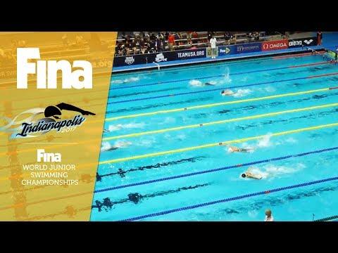LIVE - Day 6 / Heats - FINA World Junior Swimming Championships