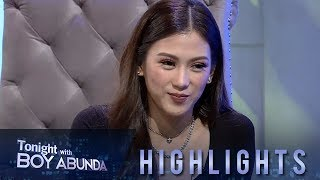 TWBA: Alex Gonzaga clarifies issues between her and Angeline Quinto on Fast Talk Shoutout Edition