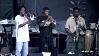 Burning Spear - African Postman [Live From Bonnaroo, 2004]