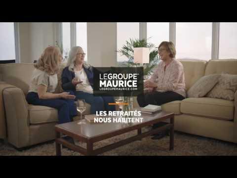 Publicité télé - Le Groupe Maurice - Notre histoire v2 - 2017