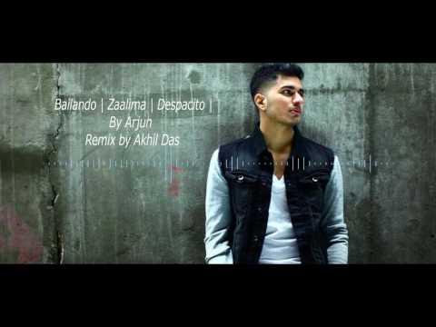 Bailando | Zaalima | Despacito | Enrique Iglesias, Luis Fonsi | Arrangement by Akhil Das