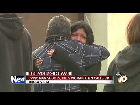 Chula Vista man tells police he shot and killed relative