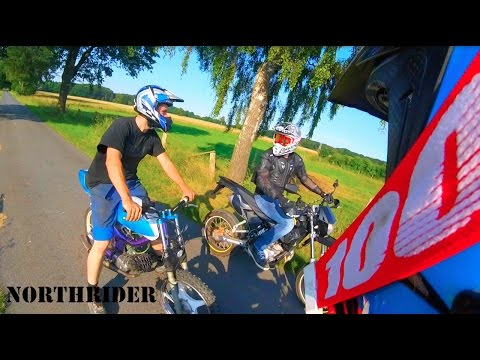 BEST OF NORTHRIDER'S 2016 #1 II Enduro, Angry Guys, Street & Croatia