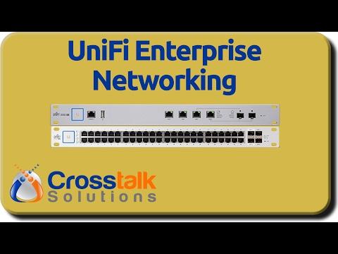 UniFi Enterprise Networking