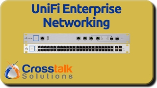 UniFi Enterprise Networking