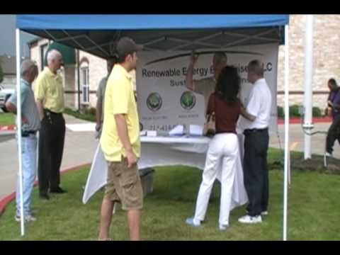 Home Energy Americas Open House event video