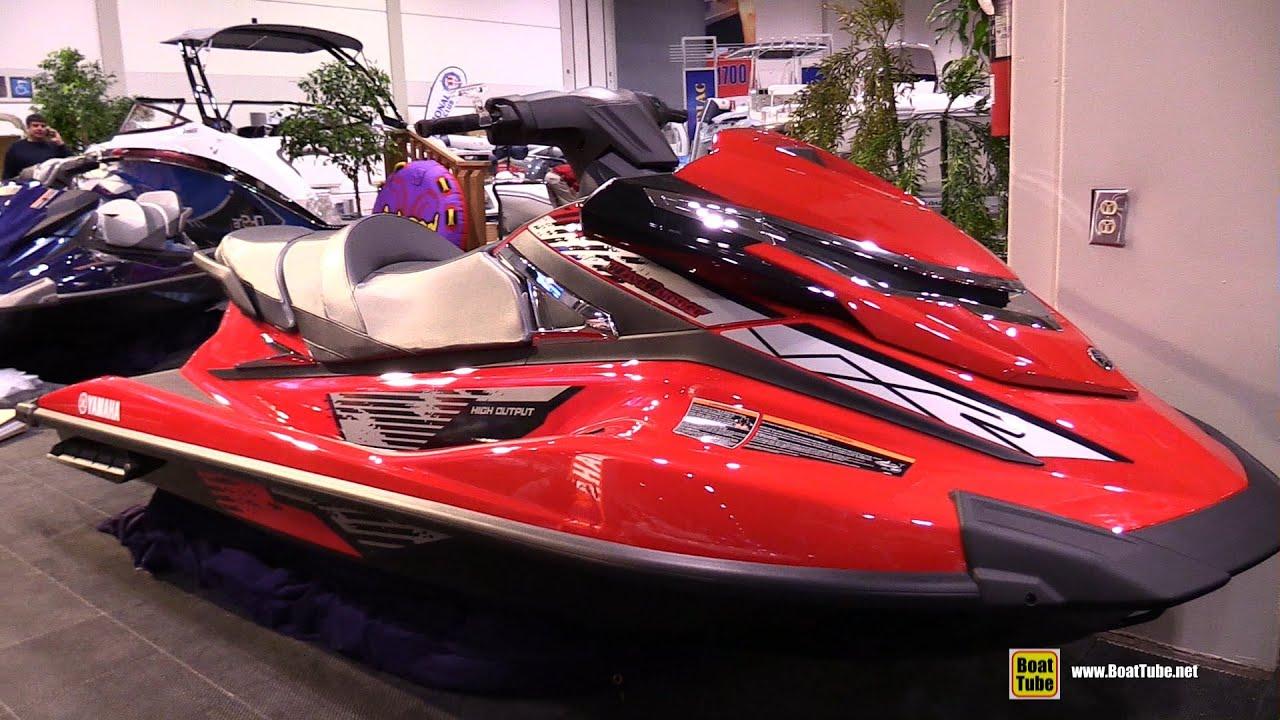 2015 yamaha waverunner autos post for Yamaha jet skis