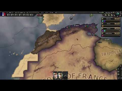 HOI4 Kaiserreich Kingdom of France 2