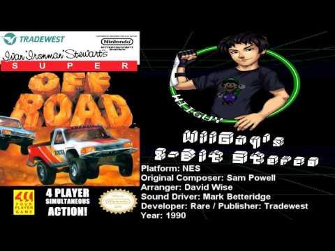 Super Off Road (NES) Soundtrack - 8BitStereo