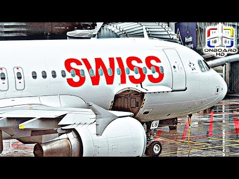 TRIP REPORT | SWISS: European Business Class! ツ | Zurich to Madrid | Airbus A320