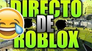 ROBLOX (sxs) | @JuicyTimee - EN VIVO🔴
