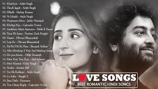 TOP BOLLYWOOD LOVE SONGS 2020 - HINDI ROMANTIC SONGS 2020 - ARIJIT SINGH \u0026 NEHA KAKKAR,SUSHANT SINGH