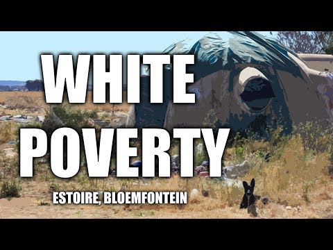White Squatter Camp - Estoire, Bloemfontein (2018)