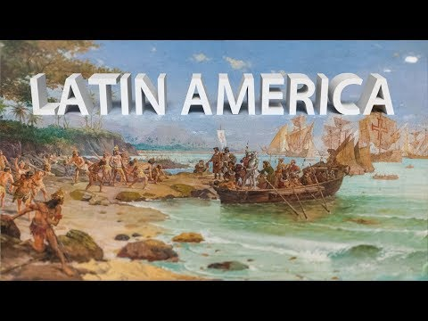 HIST 1112 - Formation of Latin American Civilization