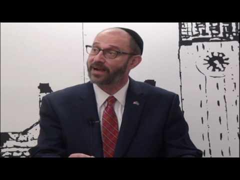 The Jewish View-Senator Simcha Felder (D – Borough Park, Brooklyn)