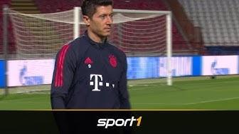Flick sicher: Lewandowski übertrumpft Müller | SPORT1 - DER TAG