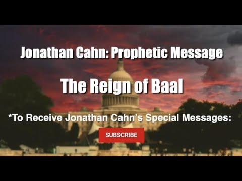 Jonathan Cahn's Latest