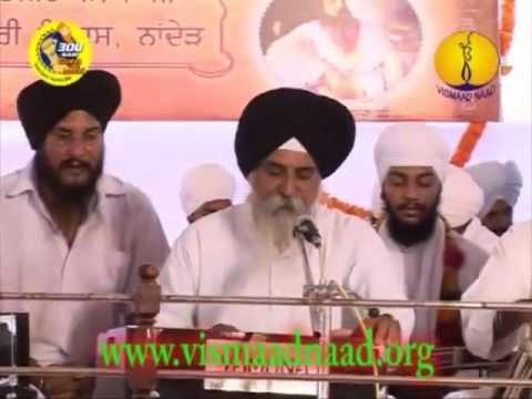 300 Sala  (AGSS 2008 ) at Hazur Sahib : Prof Paramjot Singh Ji