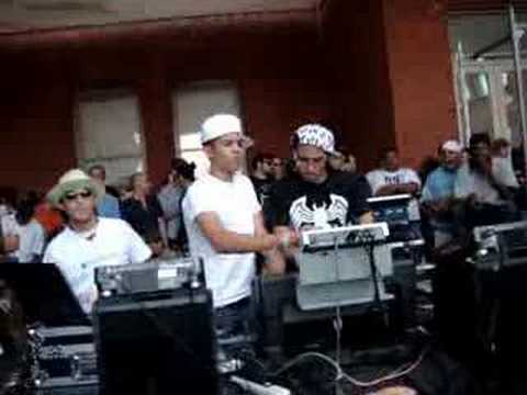 Martinez Brothers At Ps1 07 21 2007 Youtube