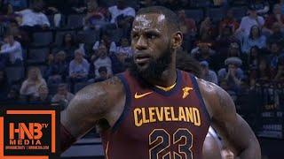 Cleveland Cavaliers vs Memphis Grizzlies 1st Half Highlights / Feb 23 / 2017-18 NBA Season