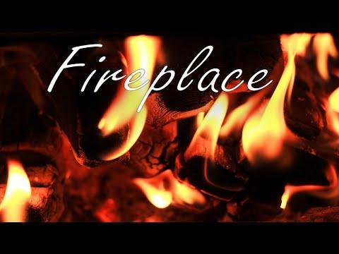 Smooth JAZZ & Cozy Fireplace - Beautiful JAZZ & Bossa Nova - Chill Out Music