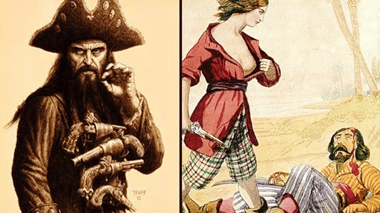 Download Bizarre Pirate Traditions You Didn't Know About