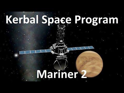 KSP - Mariner 2 - Pure Stock Replicas