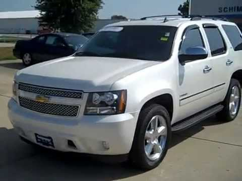 2010 chevy tahoe ltz review stock 329701 schimmer gm youtube. Black Bedroom Furniture Sets. Home Design Ideas