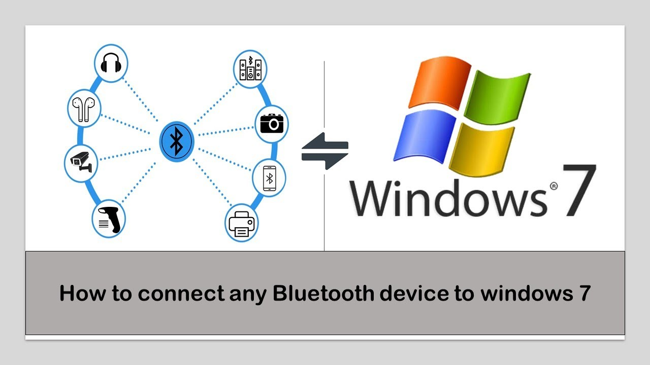 How To Connect Bluetooth Headphones Headset Speakers To Windows7 On Macbook Laptop Pc 100 Working Youtube