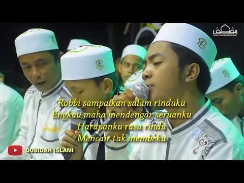 Fany Fauzan - Na'am Qolbi Ma'ak (Lirik)