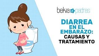 Diarrea en el embarazo: Causas y tratamientos