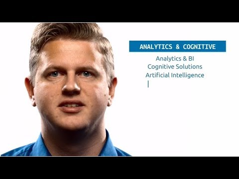 Sogeti Sweden - Our top expertise in Analytics & Cognitive
