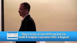 New York Medical Malpractice - Time Limits & Statute of Limitations; Attorney Gerry Oginski Explains