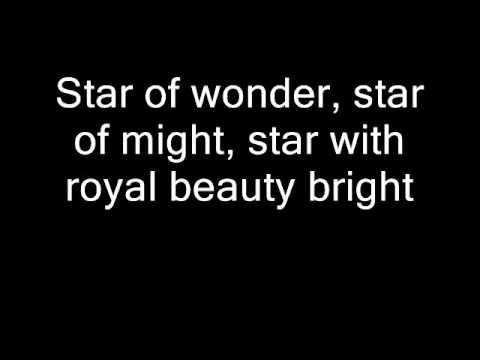 The Beach Boys - We Three Kings of Orient Are (Lyrics)