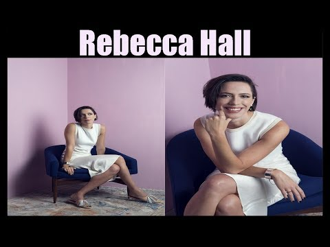 Rebecca Hall   Actress