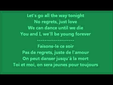 Glee - Teenage dream (Acoustic Version) / Paroles & Traduction
